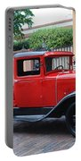 Antique Truck Portable Battery Charger