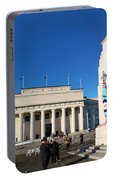 Anzac Day 2014 Auckland Portable Battery Charger
