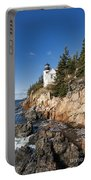 Bass Harbor Light Portable Battery Charger