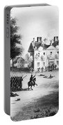 Battle Of Germantown, 1777 Portable Battery Charger