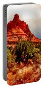 Bell Rock Vortex Painting Portable Battery Charger