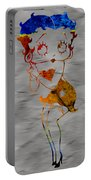 Betty Boop Portable Battery Charger