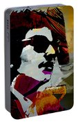 Bob Dylan Recording Session Portable Battery Charger