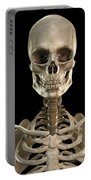 Bones Of The Head And Upper Thorax Portable Battery Charger
