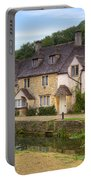 Castle Combe Portable Battery Charger by Joana Kruse