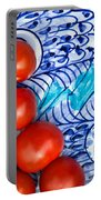Cherry Tomatoes Portable Battery Charger