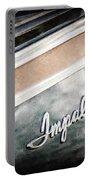 Chevrolet Impala Emblem Portable Battery Charger