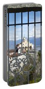 Church Madonna Del Sasso Portable Battery Charger