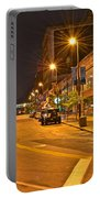 Cleveland Ohio Portable Battery Charger by Frozen in Time Fine Art Photography