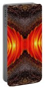 Color Fashion Abstract Portable Battery Charger