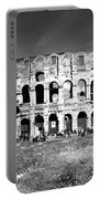 Colosseum Portable Battery Charger by Stefano Senise
