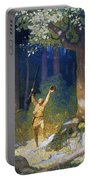 Cooper: Deerslayer, 1925 Portable Battery Charger