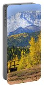 Crystal Lake On Pikes Peak Portable Battery Charger