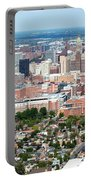 Downtown Baltimore Portable Battery Charger