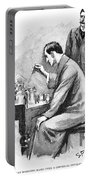 Doyle: Sherlock Holmes Portable Battery Charger