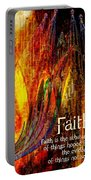 Faith Portable Battery Charger
