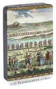 Flagellants Middle Ages Portable Battery Charger