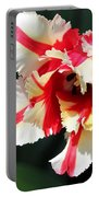 Flaming Parrot Tulip Portable Battery Charger