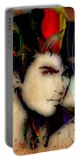 George Michael Collection Portable Battery Charger