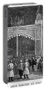 Golden Jubilee, 1887 Portable Battery Charger