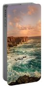 Icelandic Coast Portable Battery Charger