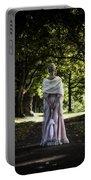 Jane Austen Portable Battery Charger by Joana Kruse
