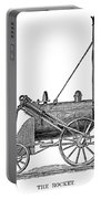 Locomotive Rocket, 1829 Portable Battery Charger