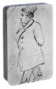 Ludwig Van Beethoven (1770-1827) Portable Battery Charger
