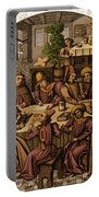 Medieval Accountants, 1466 Portable Battery Charger
