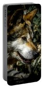 Mexican Grey Wolf Portable Battery Charger