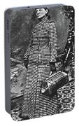 Nellie Bly (1867-1922) Portable Battery Charger