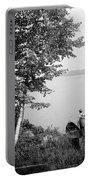 New York Adirondacks Portable Battery Charger