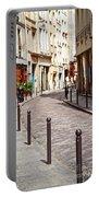 Paris Street Portable Battery Charger