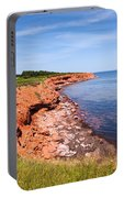 Prince Edward Island Coastline Portable Battery Charger