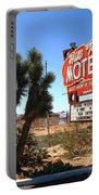 Route 66 - Hill Top Motel Portable Battery Charger