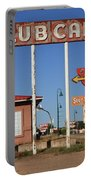 Route 66 - Santa Rosa New Mexico Portable Battery Charger