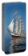 Sailing Ship Portable Battery Charger