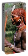 Samburu Warrior Portable Battery Charger