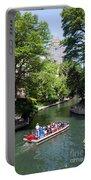 San Antonio Riverwalk Portable Battery Charger