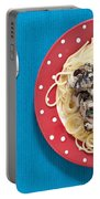 Sardines And Spaghetti Portable Battery Charger
