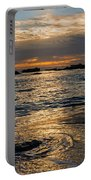 Sunset At Pismo Beach Portable Battery Charger