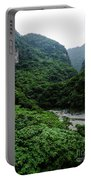 Taiwan Tropical Mountainscape Portable Battery Charger