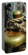 Tall Ship Rigging Vertical Portable Battery Charger