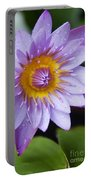 The Lotus Flower Portable Battery Charger