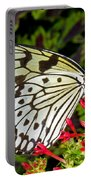Tree Nymph Butterfly Portable Battery Charger
