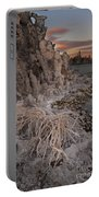 Tufa Formations, Mono Lake, Ca Portable Battery Charger