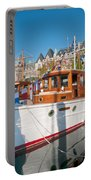 Victoria Wooden Boat Show Portable Battery Charger