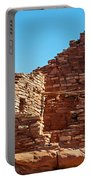 Wupatki Pueblo In Wupatki National Monument Portable Battery Charger