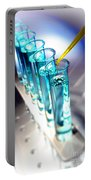 Laboratory Experiment In Science Research Lab  Portable Battery Charger