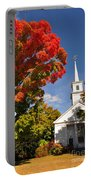 Lunenburg, Ma - Fall Foliage Portable Battery Charger